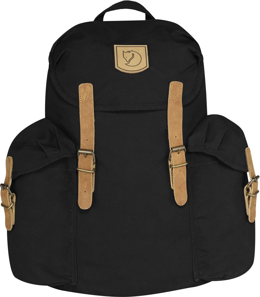 FjallRaven Övik Backpack 15L Black-30