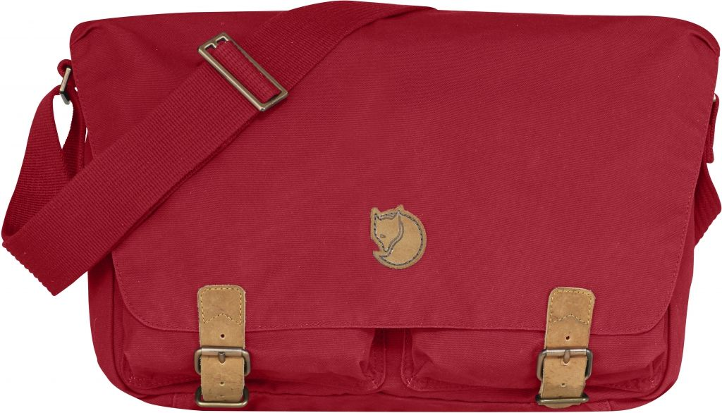 FjallRaven Övik Shoulder Bag Deep Red-30