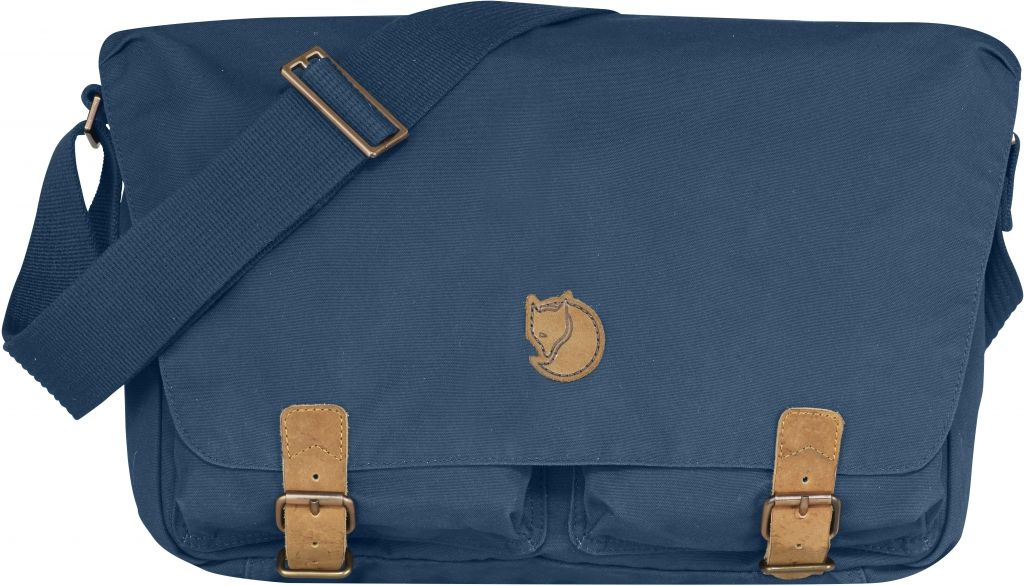 FjallRaven Övik Shoulder Bag Uncle Blue-30