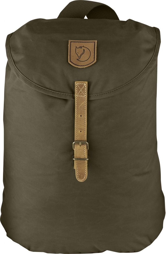 FjallRaven Greenland Backpack Small Dark Olive-30