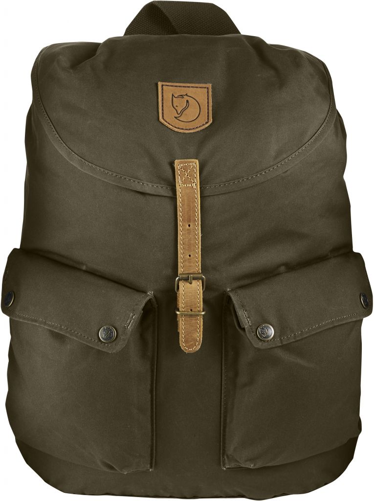 FjallRaven Greenland Backpack Large Dark Olive-30
