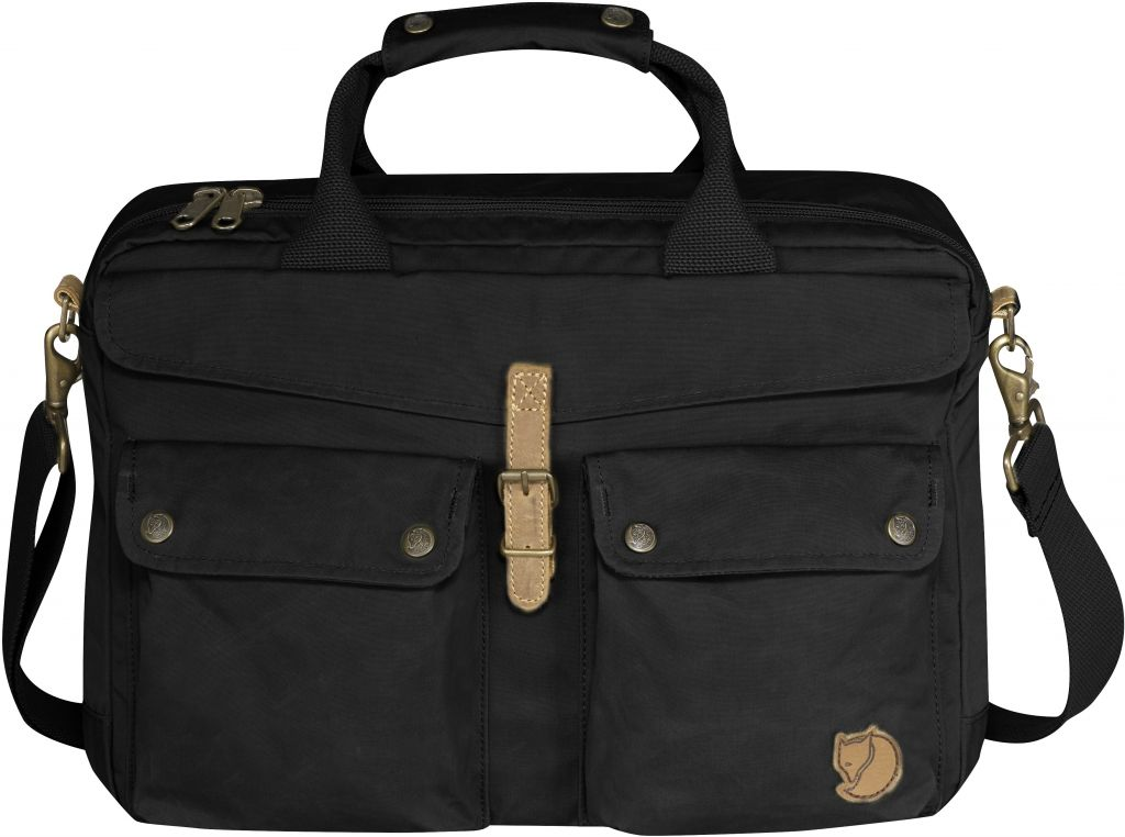FjallRaven Greenland Briefcase Black-30