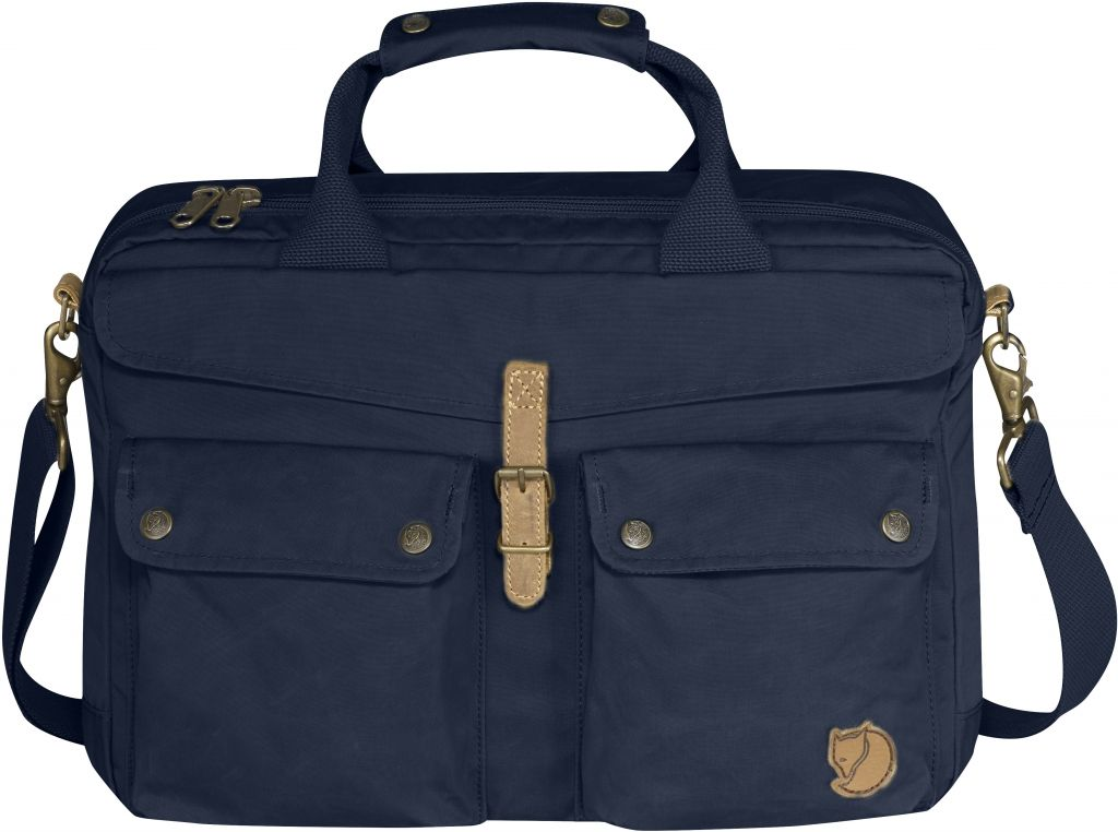 FjallRaven Greenland Briefcase Dark Navy-30