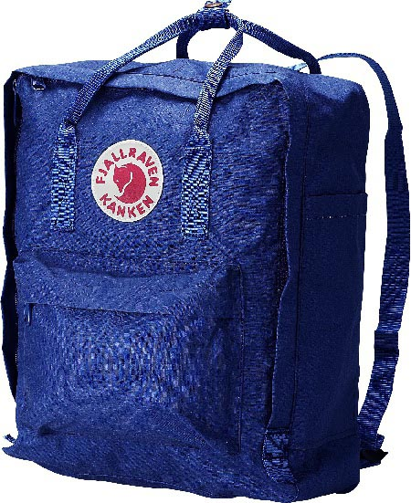 FjallRaven Kanken Royal blue-30