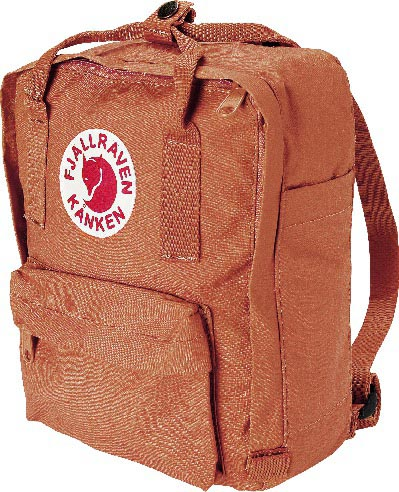 FjallRaven Kanken Mini Brick-30