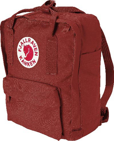 FjallRaven Kanken Mini Ox Red-30
