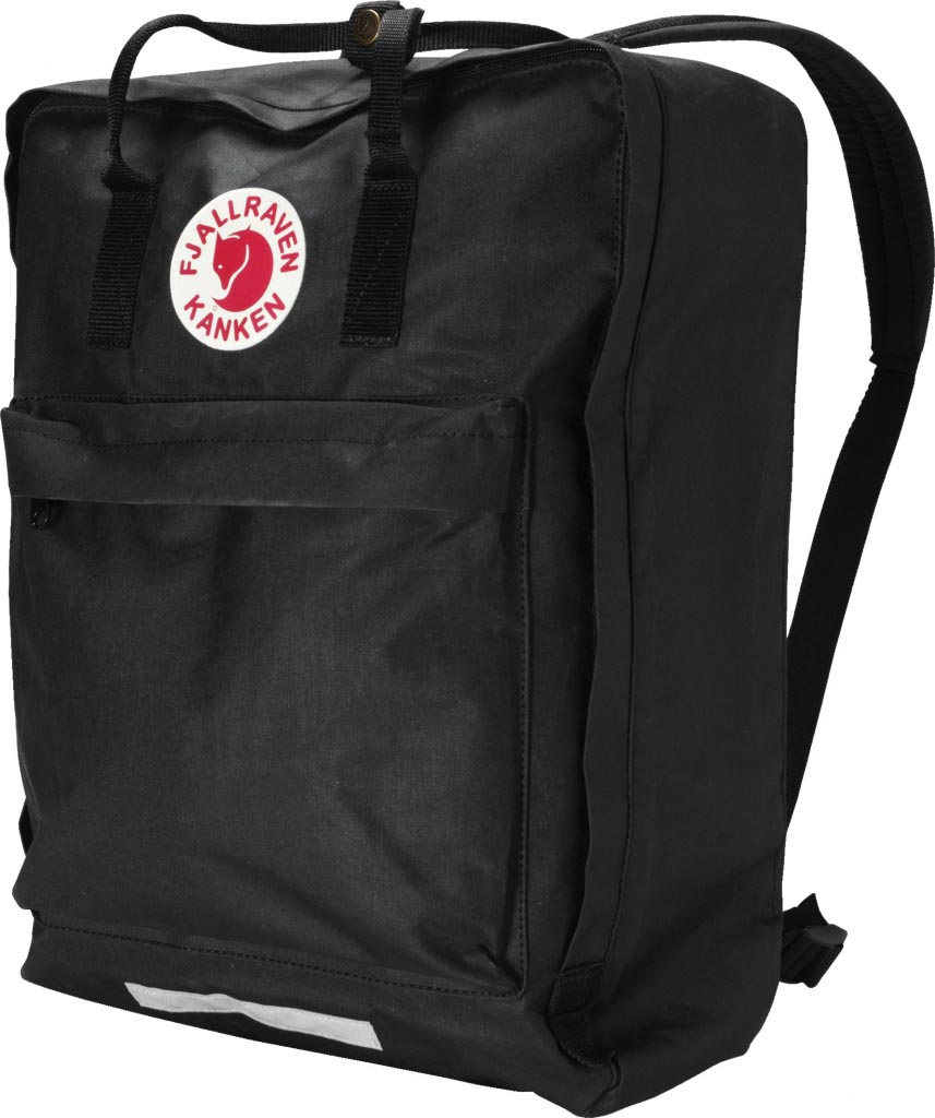 FjallRaven Kanken Mini Black-30