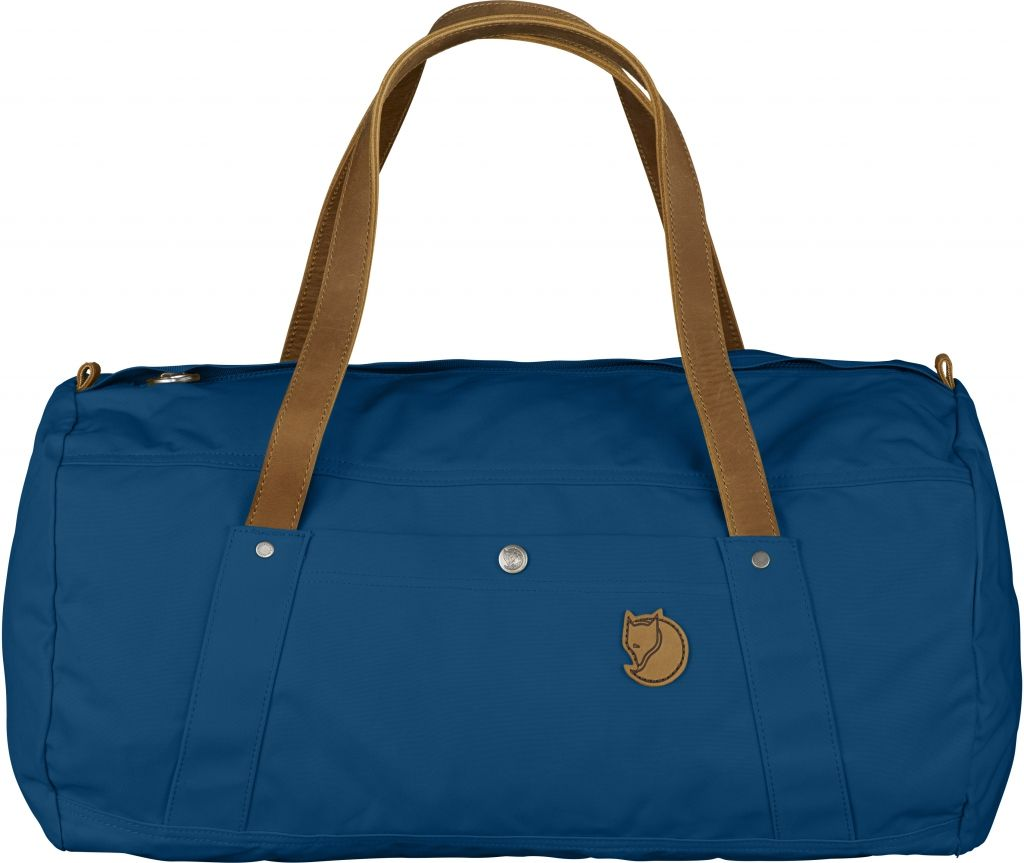 FjallRaven Duffel No.4 Lake Blue-30