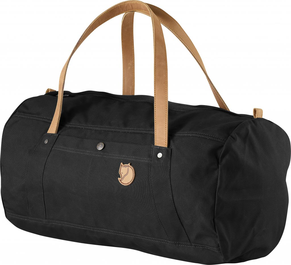 FjallRaven Duffel No.4 Black-30