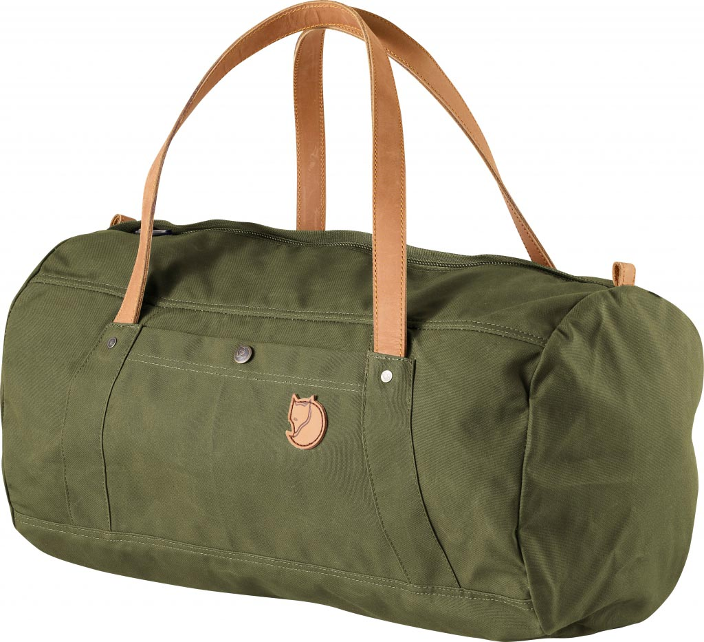 FjallRaven Duffel No.4 Green-30
