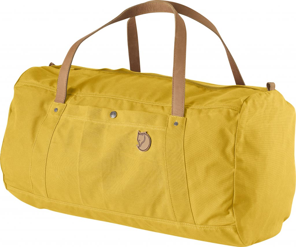 FjallRaven Duffel No.4 Large Ochre-30