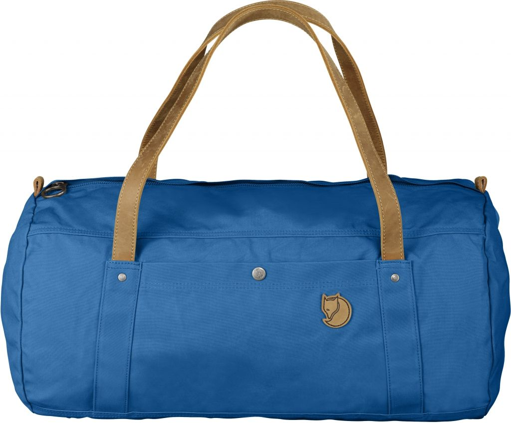 FjallRaven Duffel No.4 Large Lake Blue-30