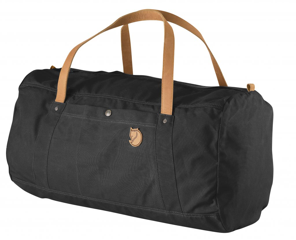 FjallRaven Duffel No.4 Large Black-30