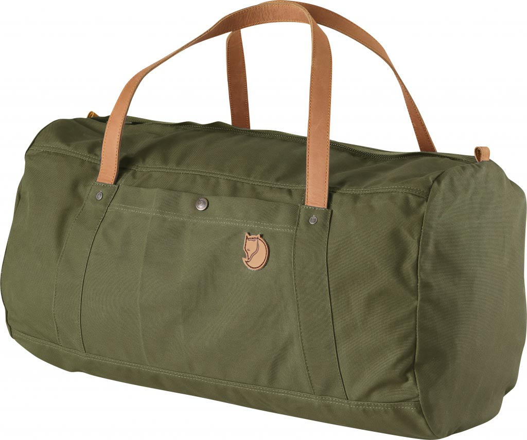 FjallRaven Duffel No.4 Large Green-30