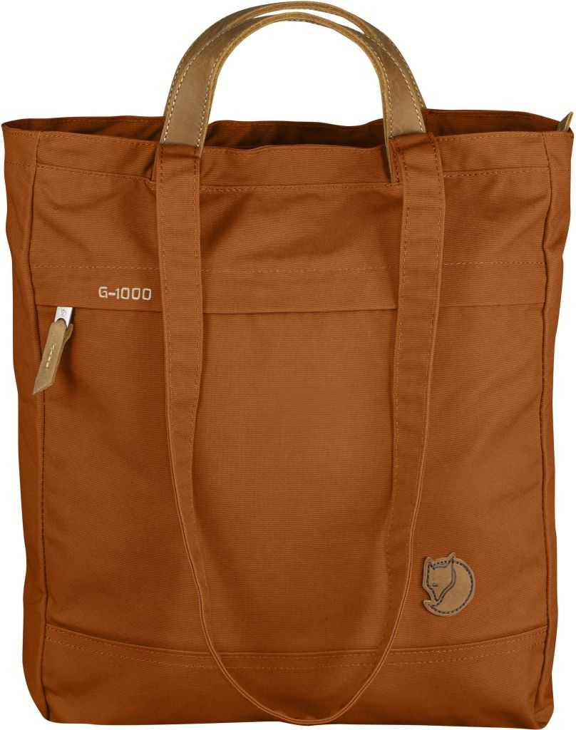 FjallRaven Totepack No.1 Autumn Leaf-30