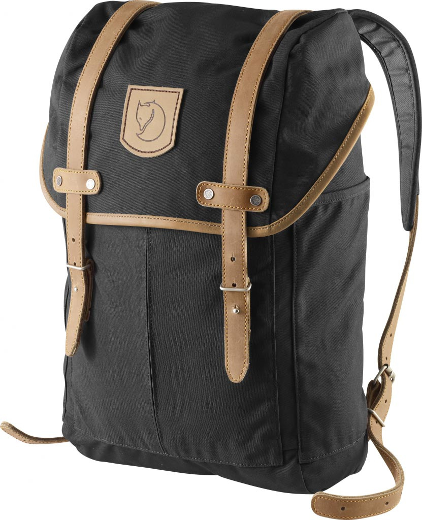 FjallRaven Rucksack No.21 Small Dark Grey-30