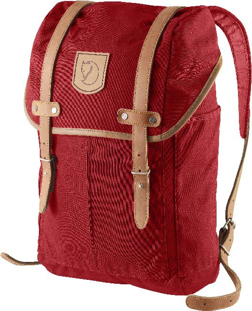 FjallRaven Rucksack No.21 Small Red-30