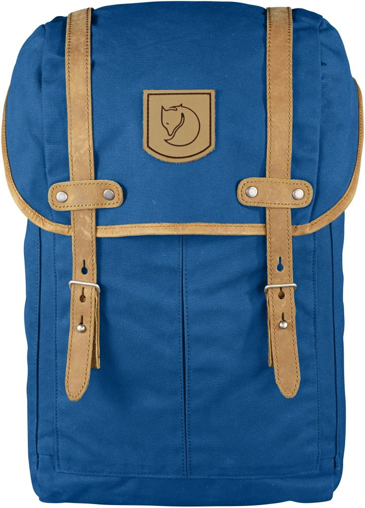 FjallRaven Rucksack No.21 Small Lake Blue-30
