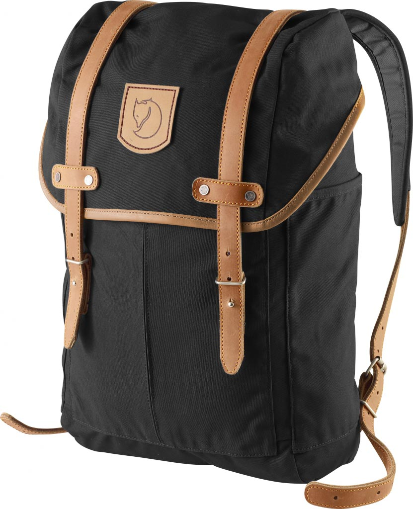 FjallRaven Rucksack No.21 Small Black-30