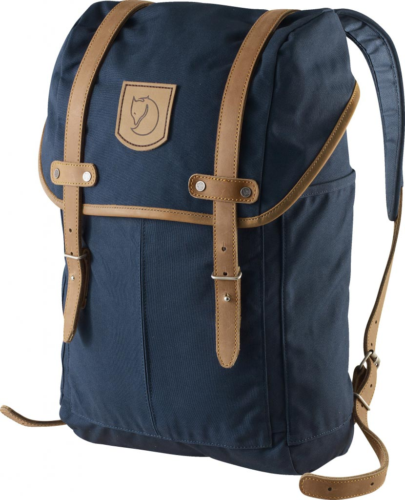 FjallRaven Rucksack No.21 Small Navy-30