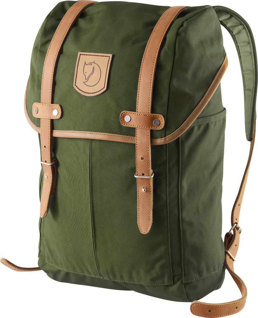FjallRaven Rucksack No.21 Small Green-30