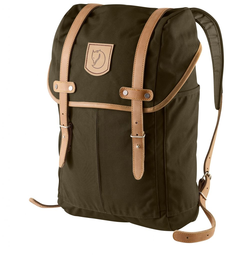 FjallRaven Rucksack No.21 Small Dark Olive-30