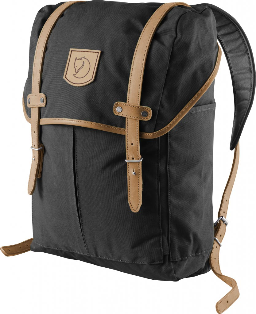 FjallRaven Rucksack No.21 Medium Dark Grey-30