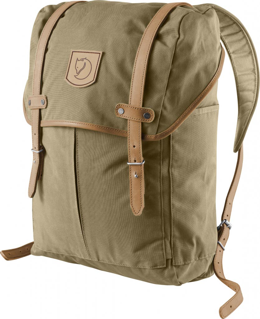 FjallRaven Rucksack No.21 Medium Sand-30