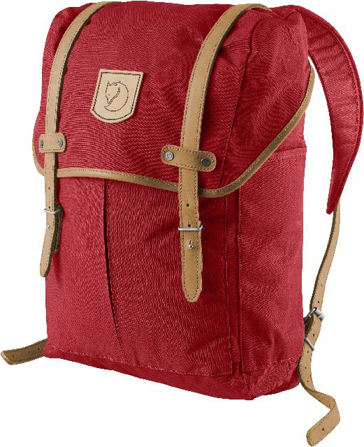 FjallRaven Rucksack No.21 Medium Red-30