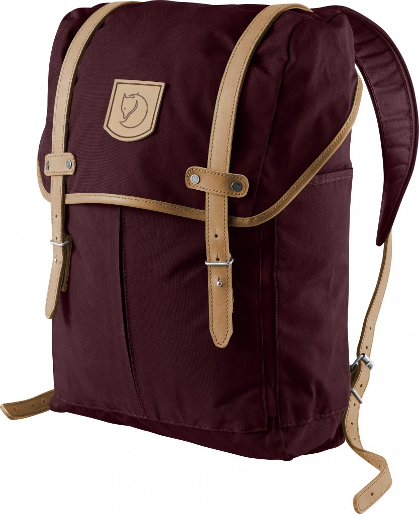 FjallRaven Rucksack No.21 Medium Dark Garnet-30