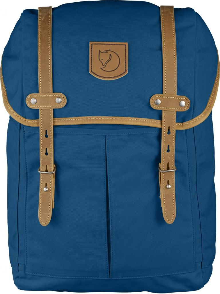 FjallRaven Rucksack No.21 Medium Lake Blue-30