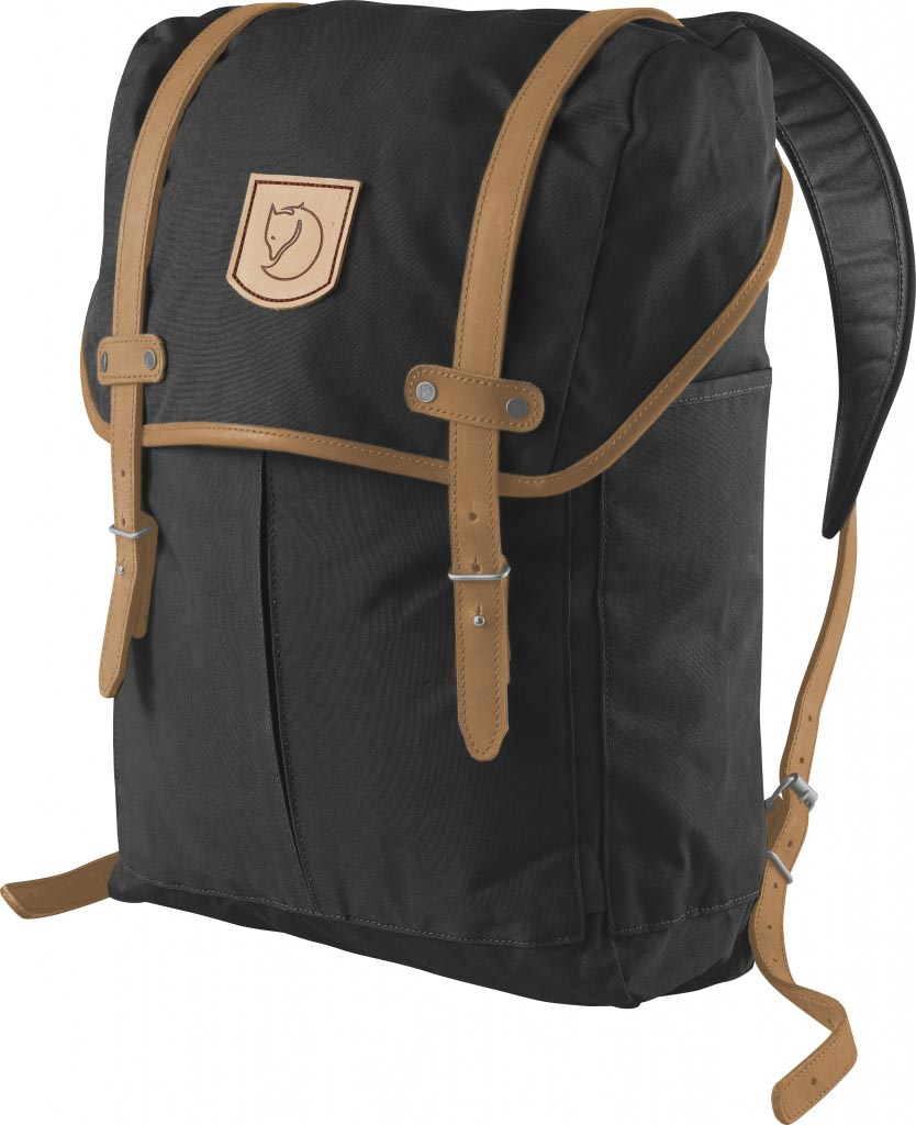 FjallRaven Rucksack No.21 Medium Black-30