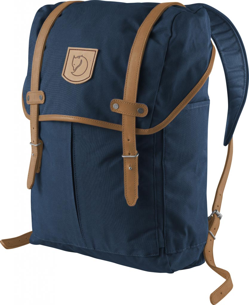 FjallRaven Rucksack No.21 Medium Navy-30