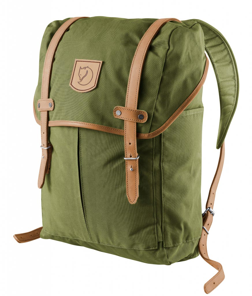 FjallRaven Rucksack No.21 Medium Green-30