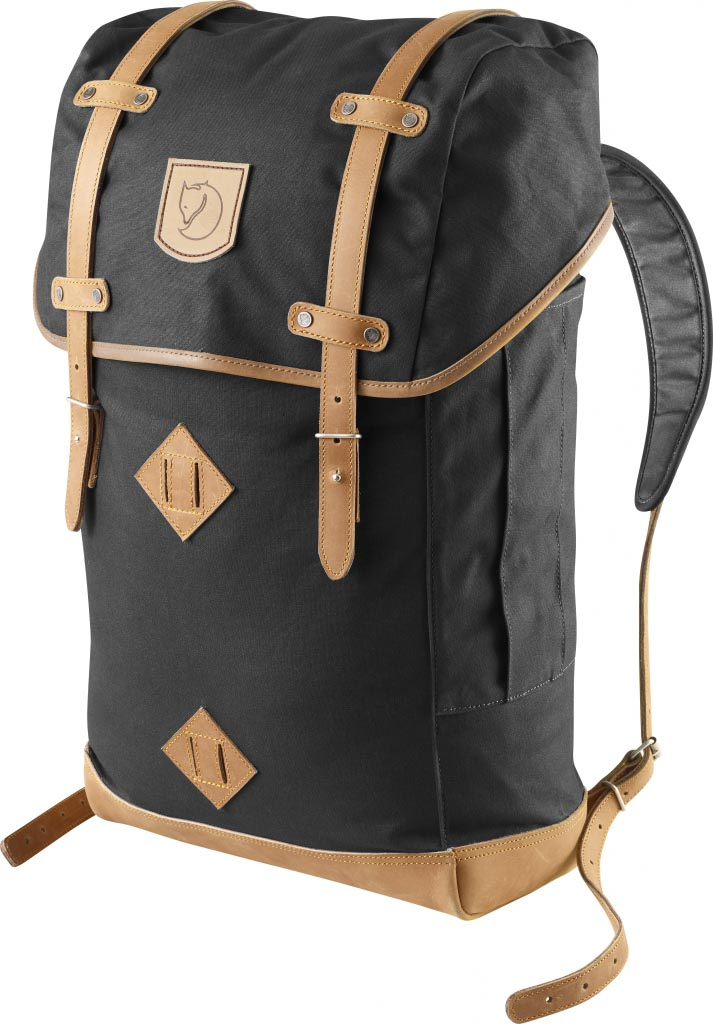FjallRaven Rucksack No.21 Large Dark Grey-30