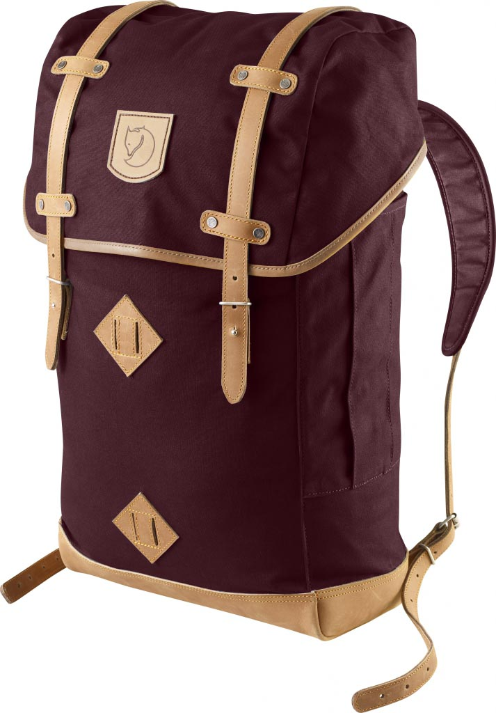 FjallRaven Rucksack No.21 Large Dark Garnet-30