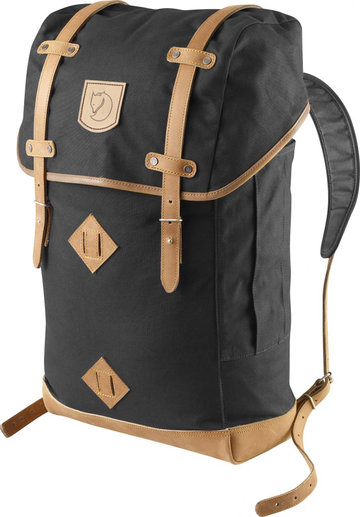 FjallRaven Rucksack No.21 Large Black-30