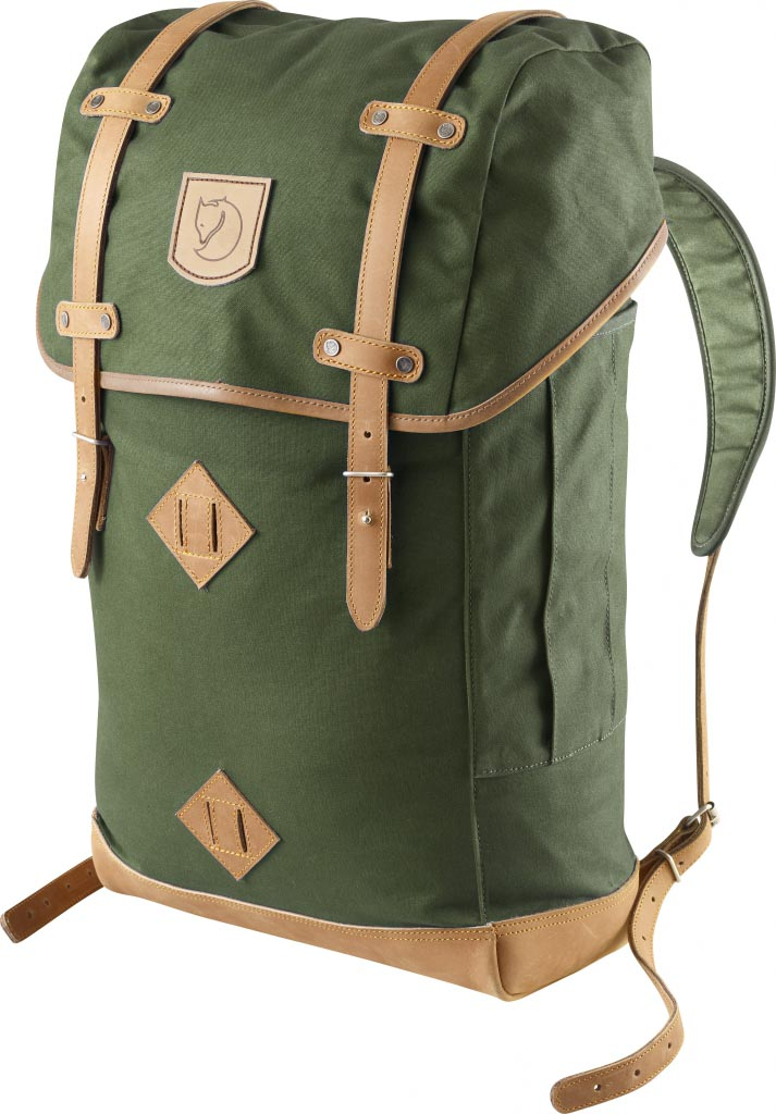 FjallRaven Rucksack No.21 Large Green-30