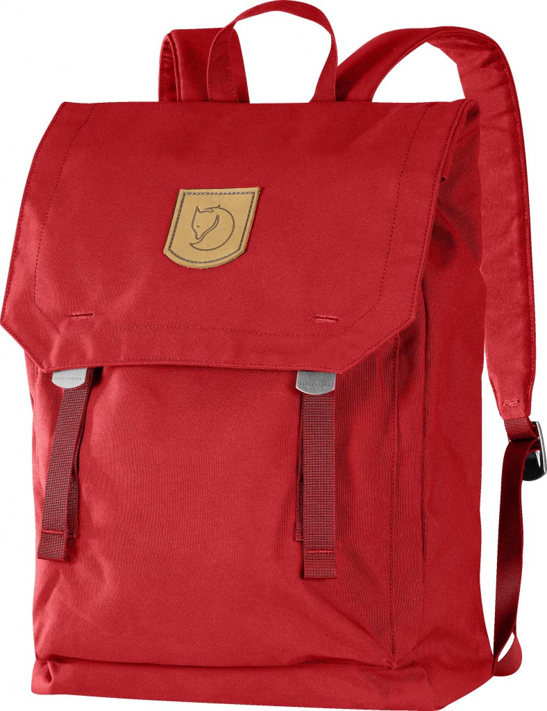 FjallRaven Foldsack No.1 Red-30