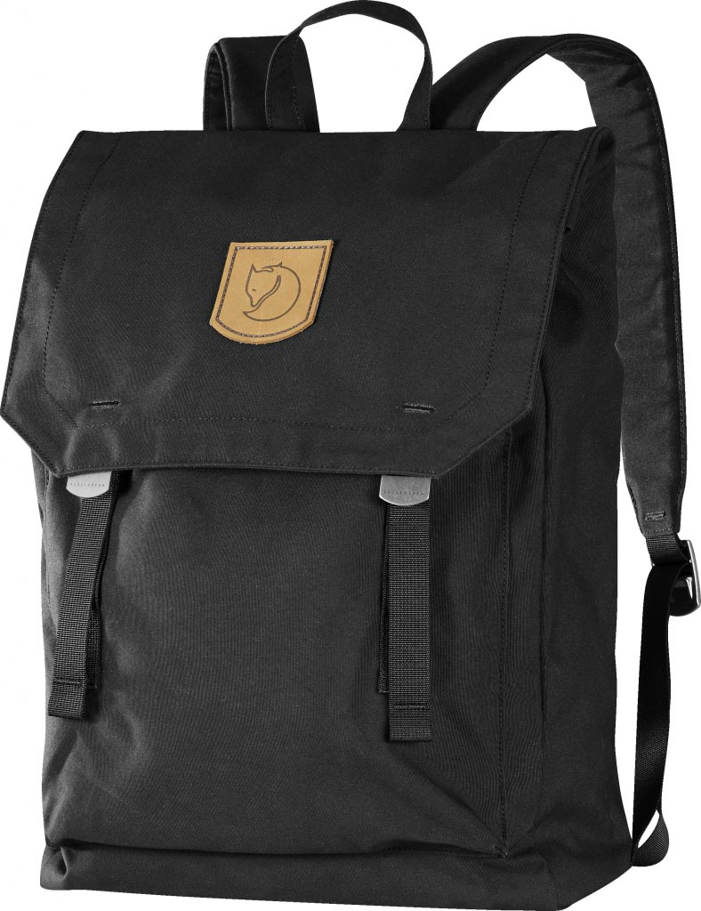 FjallRaven Foldsack No.1 Black-30