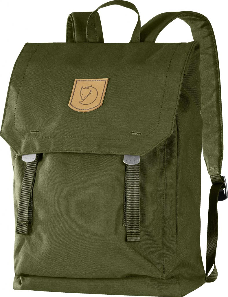 FjallRaven Foldsack No.1 Green-30