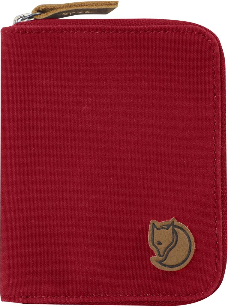 FjallRaven Zip Wallet Deep Red-30