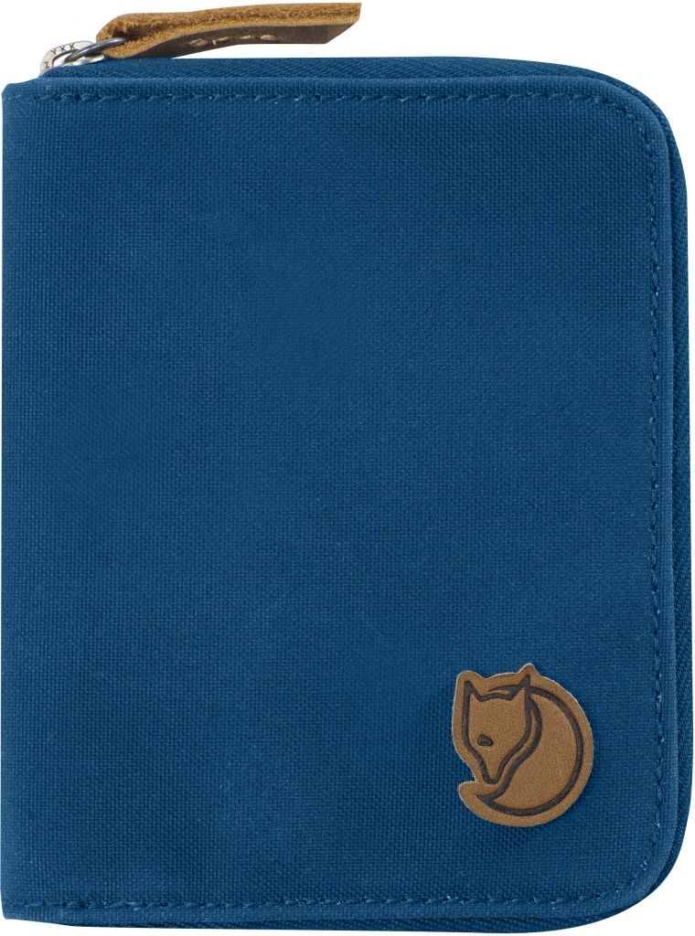 FjallRaven Zip Wallet Lake Blue-30
