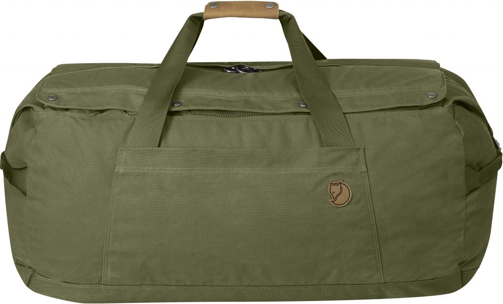 FjallRaven Duffel No.6 Large Green-30