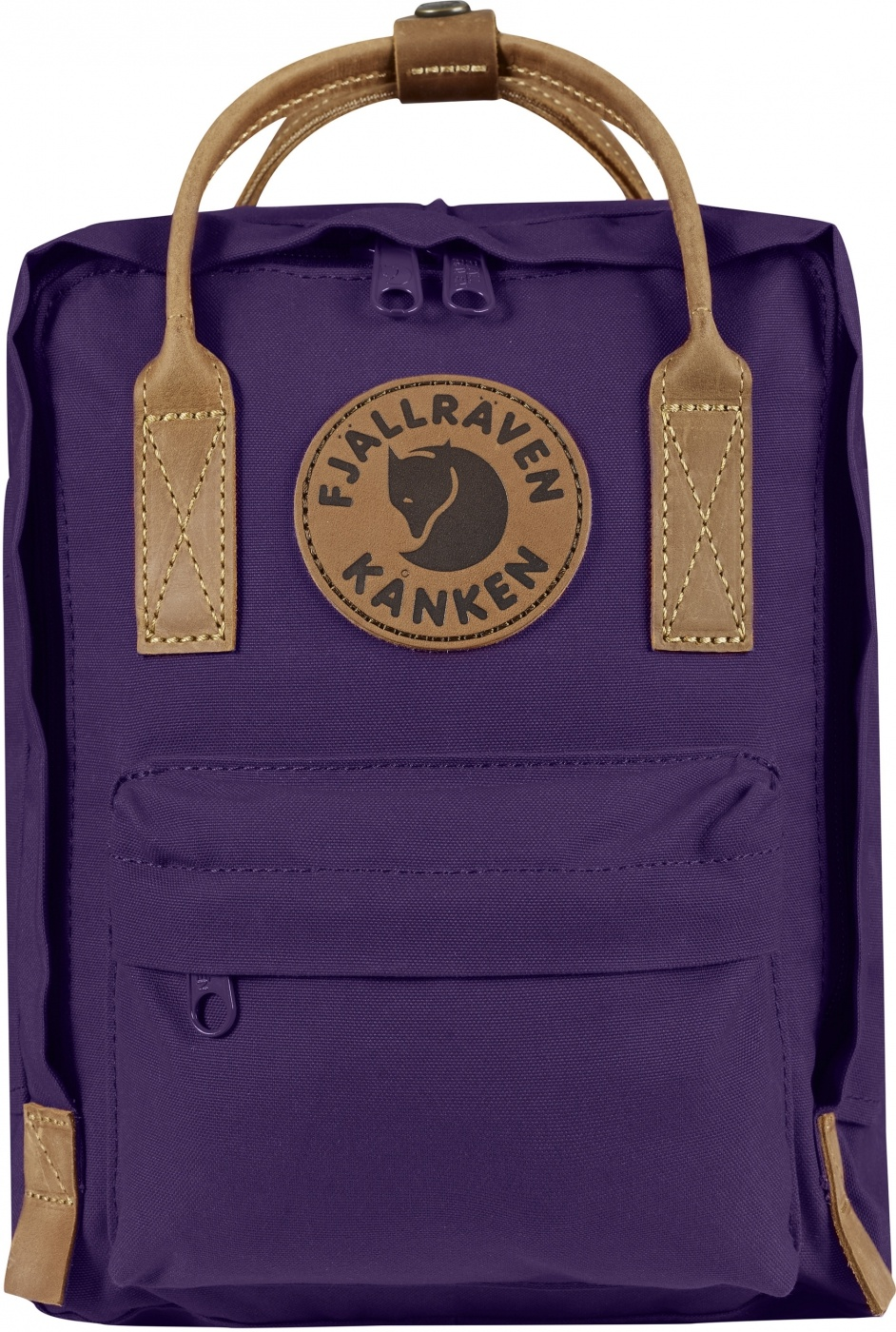 FjallRaven Kanken No.2 Mini Alpine Purple-30
