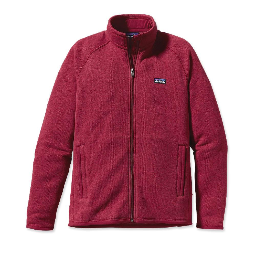 Patagonia Better Sweater Jacket Wax Red-30