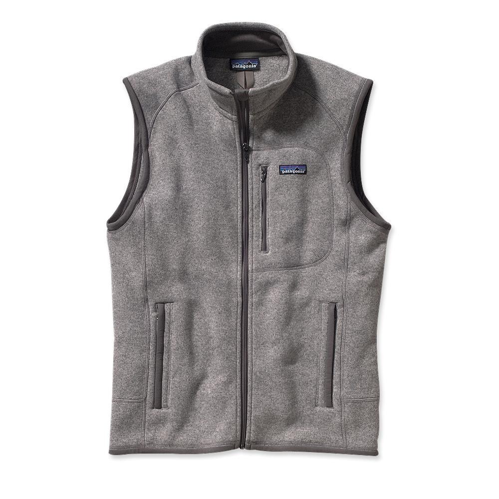 Patagonia Better Sweater Vest Natural w/Feather Grey-30