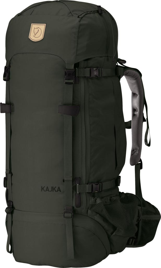 FjallRaven Kajka 75 Forest Green-30