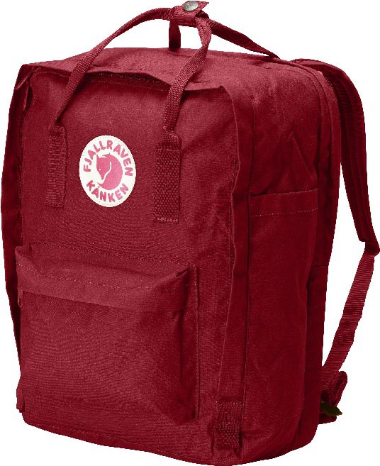 "FjallRaven Kånken 15"" Ox Red-30"