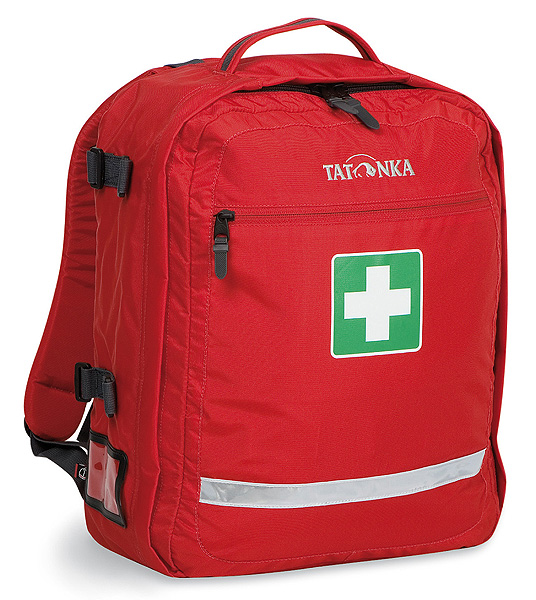 Tatonka First Aid Pack red-30